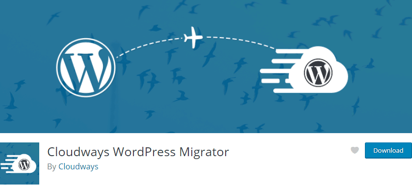 Cloudways Migration Plugin